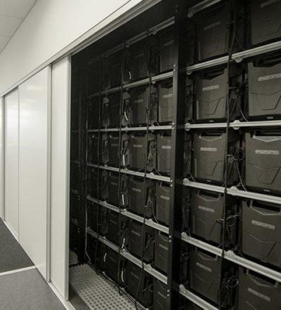 shipleys - Kempf Werbetechnik - LED Walls an die Örtlichkeit angepasst