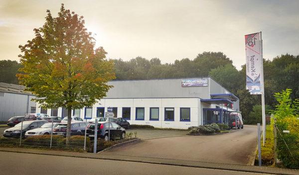 shipleys Kempf Werbetechnik - Produziert in Saarbrücken auf 2.000 qm